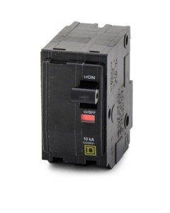 Plug In Circuit Breaker 2P 80 Amp 120/240VAC/48VDC