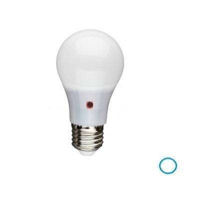 ELECTROTER - Bombilla Led E27 12W Con Sensor Día-Noche Luz Fría: Amazon.es: Iluminación