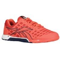 Reebok Crossfit Nano 3.0 Womens Sneakers (9, Red/Bright Cadmium/Navy/Chalk)