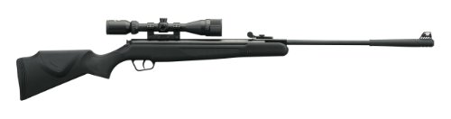 (Stoeger Air Rifles X 50 Synthetic Monte Carlo Stock Combo Air Rifle (Black))