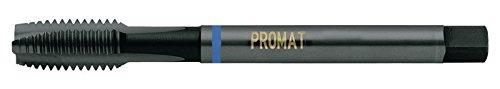 PROMAT 867352 Maschinengewindebohrer M12 HSS-E DIN376 Blauring PROMAT Form B