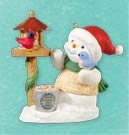 Snow Buddies 15th Anniversary 2012 Hallmark Event Ornament