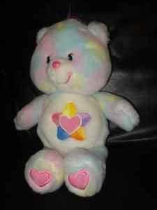 Talking True Heart Care Bear--13 Inch (True Heart Care Bear)