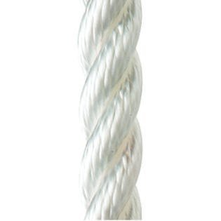Camping Outdoor Adventure Nylon Twisted Braided Rope- 5//16 Inch x 100 Foot Anchor Rope- for Moving Gardening Towing Boat Docks- by Katzco Mountain Climbing