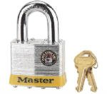 Master Lock 17DPF 2'' Laminated High Security Professional Series Padlocks