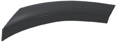 OE Replacement Ford Explorer Front Passenger Side Wheel Opening Molding (Partslink Number FO1291111)