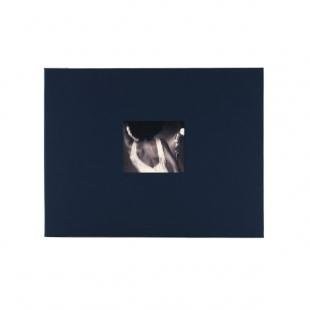 Newport Scrapbook 8 1/2'' X 11'' (Navy) by Kolo