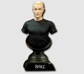 Angel - Season 5 Spike Ornament