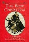 The Best Christmas (Kingman Blue Green)