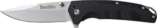 (Smith's 50991 Rally Knife (Black))
