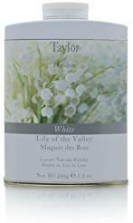 (Taylor of London Lily of the Valley Luxury Talcum Powder, 7.0 Oz by Taylor of London )