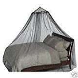Extreme EMF Protection Silver Anti Bacterial Dome Bed Canopy For Mattress On the Floor or Camp Bed Full Size 75 Inches Long x 54 Inches Wide x 59 Inches High