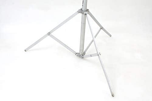 Light Stand Set Set of 2 Light Weight Compact