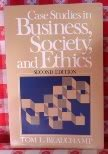 Case Studies in Business, Society, and Ethics, Beauchamp, Thomas L., 0131193554