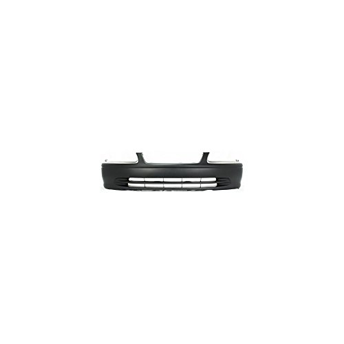 Bumper Cover For 2000-2001 Toyota Camry Rear Primed With Side Marker Holes