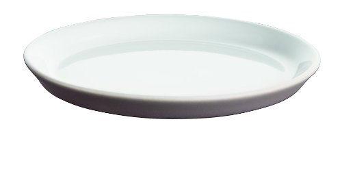 Alessi DC03/77 Re Tonale Saucer Mocha Cup, Red Earth