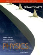 Serway & Jewett's Physics for Scientists & Engineers (Paperback, 2007) 7th EDITION