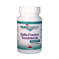 Nutricology Delta Fractn Tocotrienols 75 Sgel by Nutricology