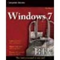 windows 7 bible - 2