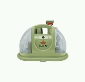 NEW BRAND BISSELL Little Green Compact Multipurpose Carpet Cleaner Vacuum,Model: 1400
