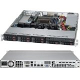 Supermicro 1U Rackmount Server Barebone System Components SYS-1018D-73MTF