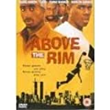 Above The Rim [VHS] [Import anglais]