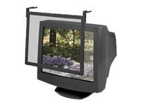 Fellowes Standard Filter Tinted With Black Frame 1921- Inch (93786)