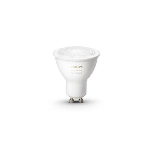Philips 464792 White Ambiance GU10