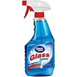 Great Value Original Streak-Free Glass Cleaner With Ammonia (pack 4)