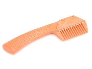 William Hunter Equestrian Orange Mane Comb - Thins, Combs & Cuts The Mane & Tail by William Hunter Equestrian