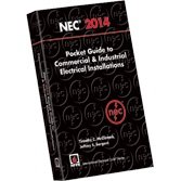 National Electrical Code 2014 Pocket Guide for Commercial and Industrial Electrical Installations (National Electrical C