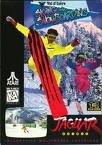 Val d'Isere Sking and Snowboarding Atari Jaguar 64 Bit