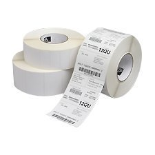 Zebra Technologies Corporation Zebra Z-select Receipt Paper - For Direct Thermal Print - 3 X 55 Ft - 36 / Carton - White from Zebra Technologies