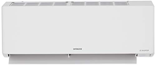 Hitachi 1 Ton 3 Star Inverter Split AC (Copper RSG311HCEA White)