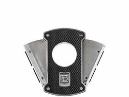 Colibri Slice Stainless Steel Cigar Cutter