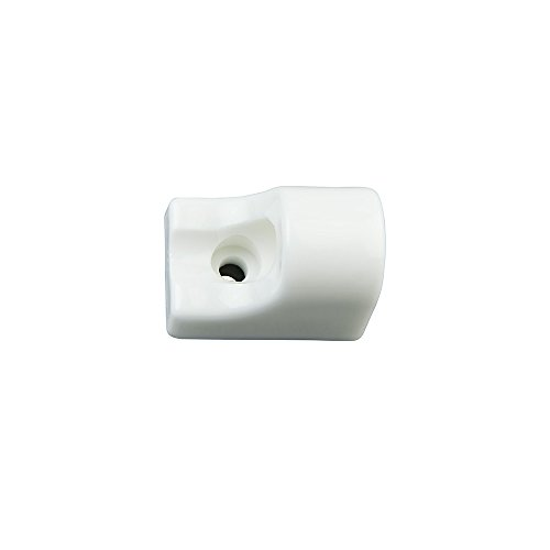 Speedy Roman blind 3mm Snap on Cord Guides White