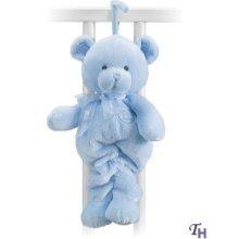 Gund Baby My First Teddy Blue Pullstring Musical