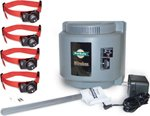 Petsafe Wireless Pet Containment System PIF-300, 4-Dog Sy...