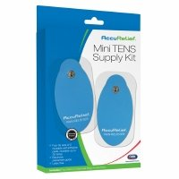 AccuRelief Mini TENS Supply Kit Replacement Pads, 4 pr - 2pc