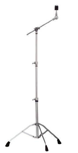 Yamaha CS-755 Boom Cymbal Stand - Medium Weight, Single-Braced, Boom Stand (Stand Braced Boom Single)