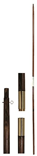 Online Stores Indoor Oak Flagpole, 8-Feet -