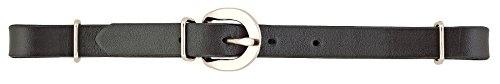 (Weaver Leather Straight Bridle Leather Curb Strap, )