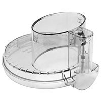 Cuisinart Food Processor Work Bowl Cover (DFP-14NWBCT1)