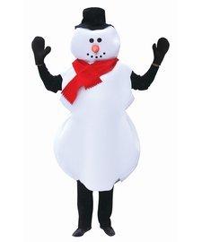 [Mr. Snowman Adult Costume] (Rasta Baby Costume)