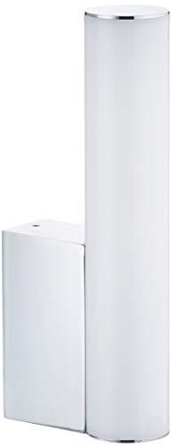 Wandlamp – collectie Ecat – speciaal voor badkamer – 20 cm – chroom – 5 W – 950 lm – 3000 K – IP44