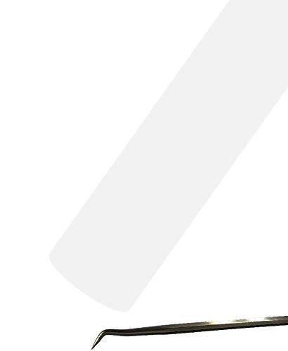 Siser EasyWeed HTV 11.8 x 25ft Roll - Iron On Heat Transfer Vinyl (White)