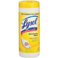 35Ct Lem/Lim Lysol Wipes 1920081145 -2Pk