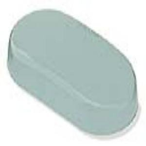 Grote 90121 Clear Interior Replacement Lens (Economy Dome Lens)