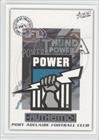 Port Adelaide Football Club (Trading Card) 2001 Select Authentic - [Base] #181