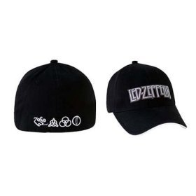 Image Unavailable. Image not available for. Color  LED Zeppelin Stretch Fit  Hat 3a2b15de19f